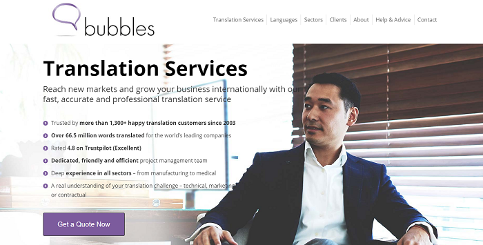 Insurance Policy Translation Services