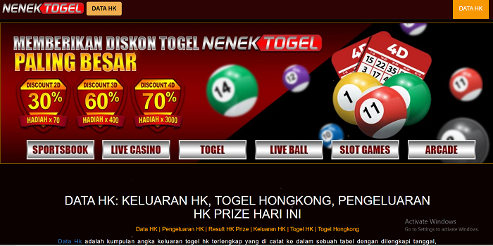 Prioritizing Your Togel To Obtain pengeluaran hk